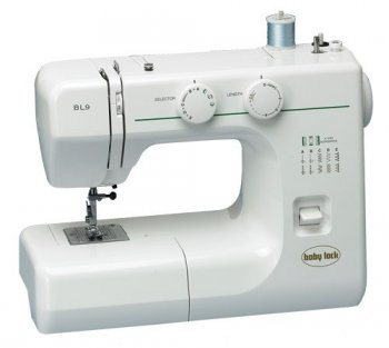 BL9 Babylock sewing Speedy Sew Sewing Center Saginaw Michigan Dottie Rivette