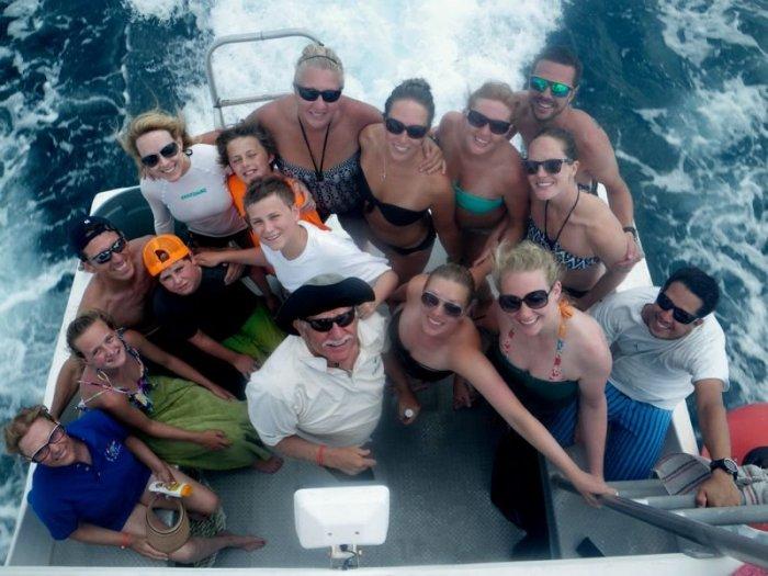 Group Travel Photo