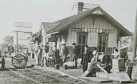 Depot 2nd & Kansas SW corner