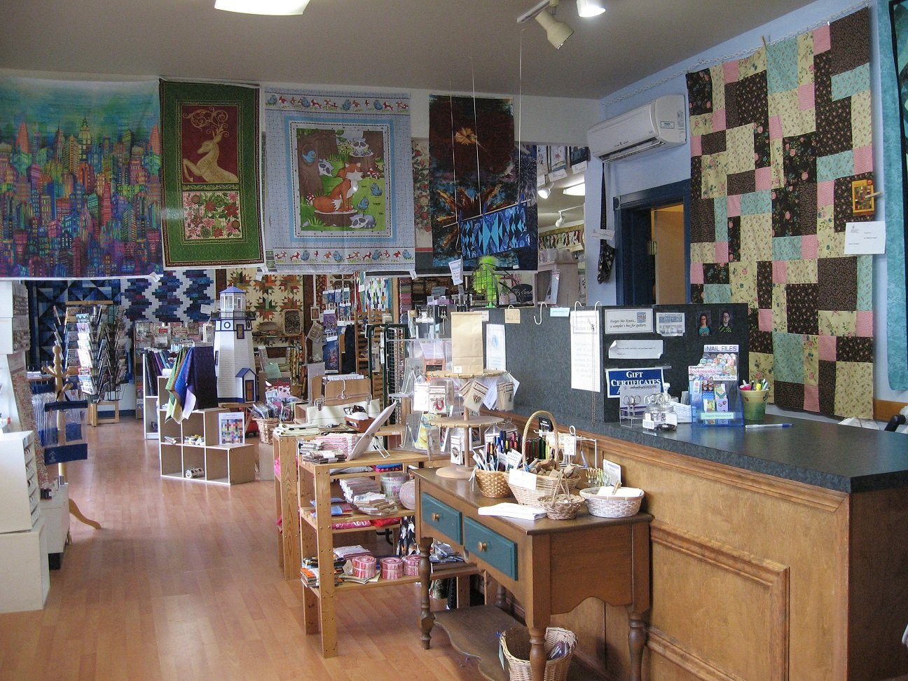 Forget-Me-Nots Quilt Shop | Bandon, Oregon | Designer Fabrics : quilt shops near here - Adamdwight.com