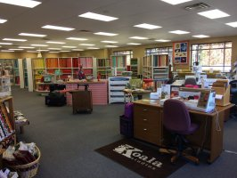 Quilting and fabric store in Greensboro, NC