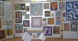 Small Quilts Raffled