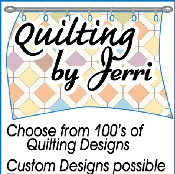 Quilting by Jerri