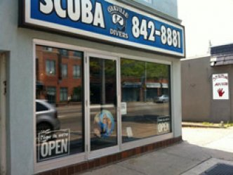 Oakville Scuba Shop PADI 5 star dive centre