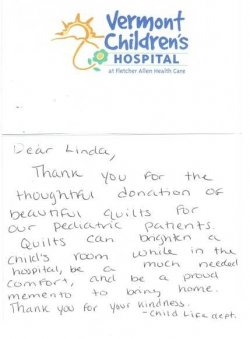 thanks from st barnabas medical center in livingston nj