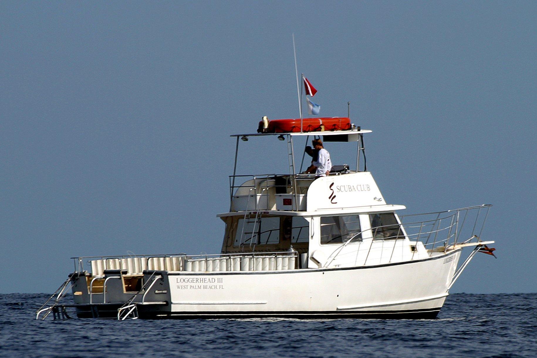 Scuba Club Charter Dive Boat