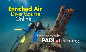 PADI Enriched Air eLearning
