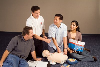 CPR - First Aid - AED Training and Certification