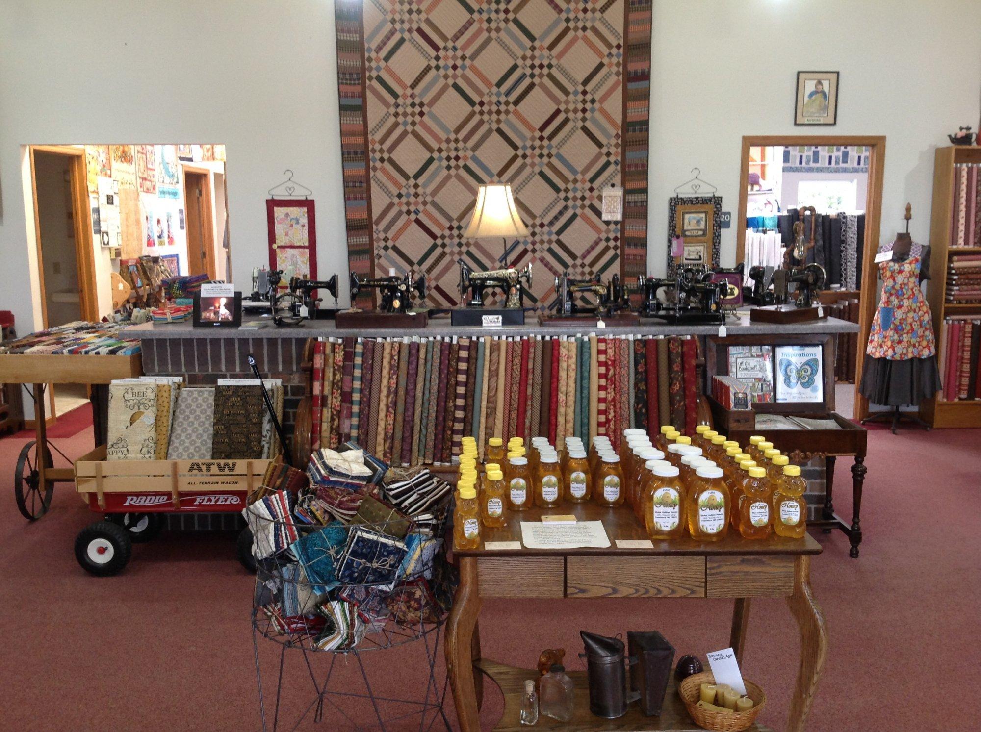 Full Service Quilt Shop | The Quilt Peddler | Fennimore, WI : quilt peddler - Adamdwight.com