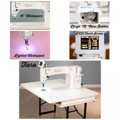 Babylock Quilting Machines : tiara quilting machine - Adamdwight.com
