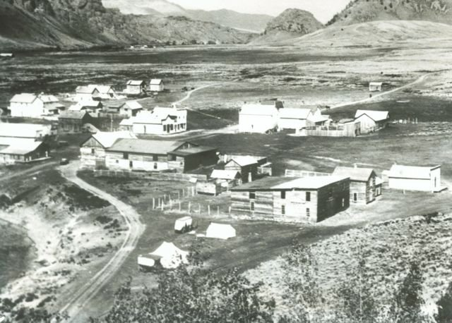 Hot Sulphur Springs, Colorado - 1890