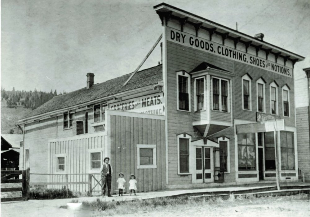 Hot Sulphur Springs Dry Goods