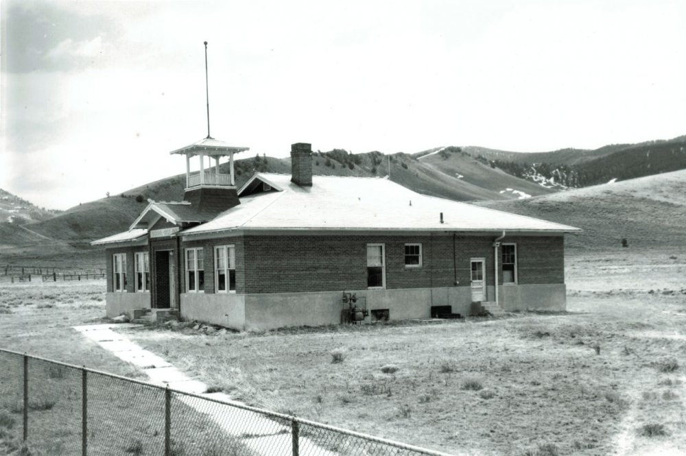 Old School House - Hot Sulphur Springs