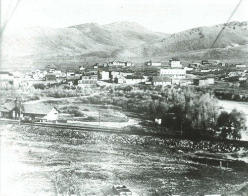 Hot Sulphur Springs - 1914