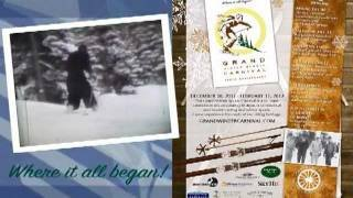 GrandCountyTV18 produced Grand Winter Sports Carnival videos