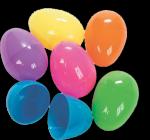 popped easter eggs
