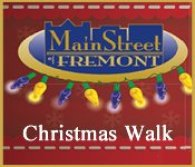 Main Street Christmas walk