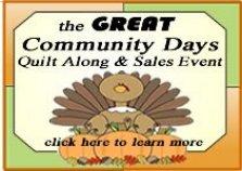 Thanksgiving Quilt Along