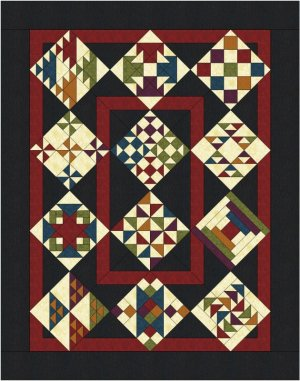 Heritage Sampler Web Block of the Month