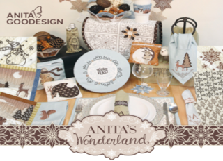 Anitas Goodesigns Wonderland Retreat