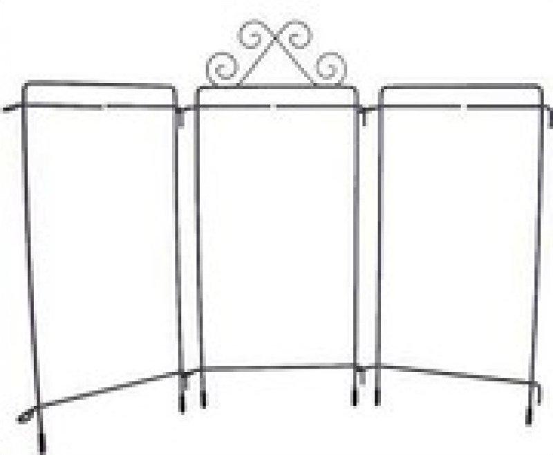 Hanger - Triple Table Top 6 inch x12 inch Quilt Hanger : mini quilt hangers - Adamdwight.com