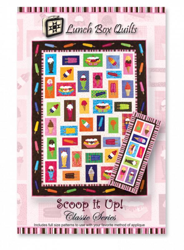 Classic Scoop It Up!-Applique