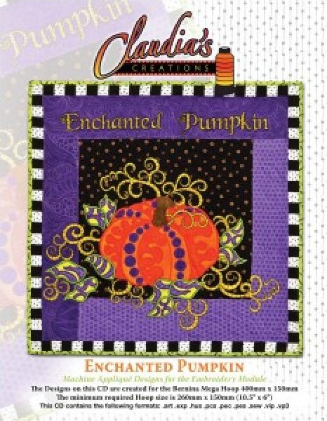 Enchanted Pumpkin by Claudia's Creations