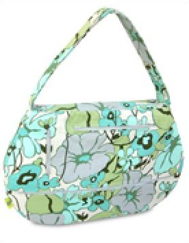 Dew Drop Bag - Grey/Seafoam