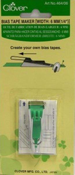464CV-06 Bias Tape Maker 6mm - 1/4