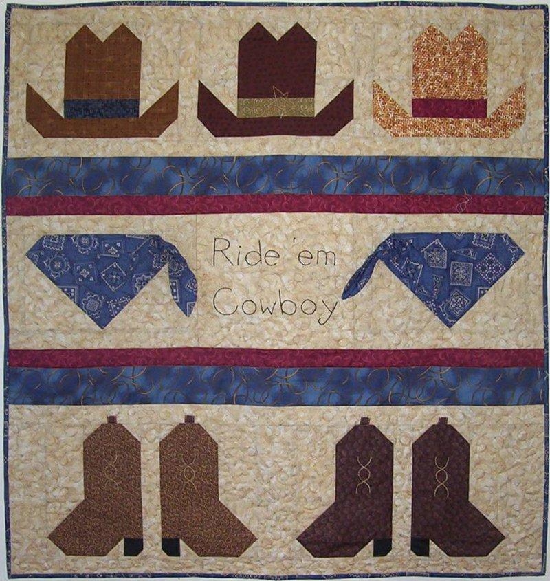 Boy Baby Quilt Patterns