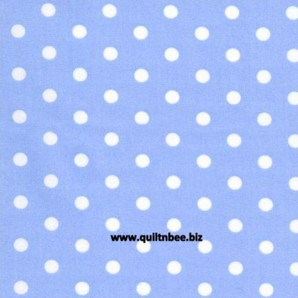 Sky Blue Dots BT-2582-16