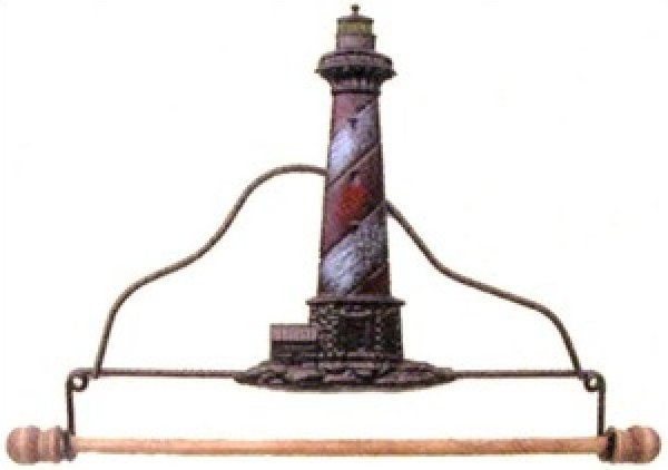 Lighthouse Hanger 7 1/2