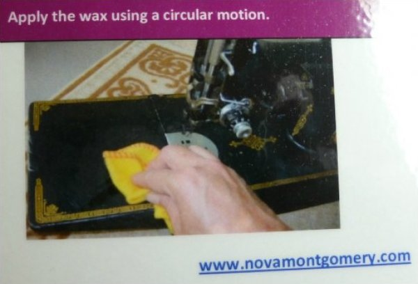 Nova's Featherweight Cosmetics Card