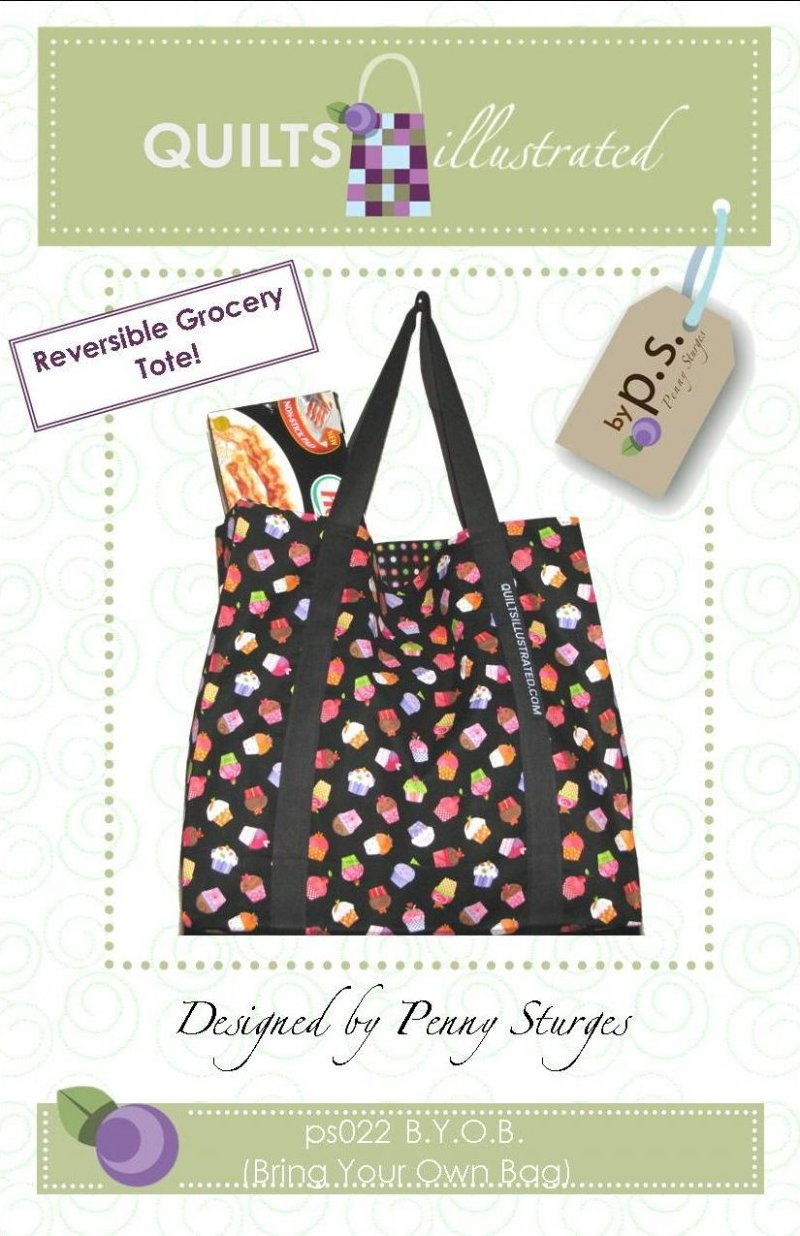 ps022 B.Y.O.B. Tote Pattern