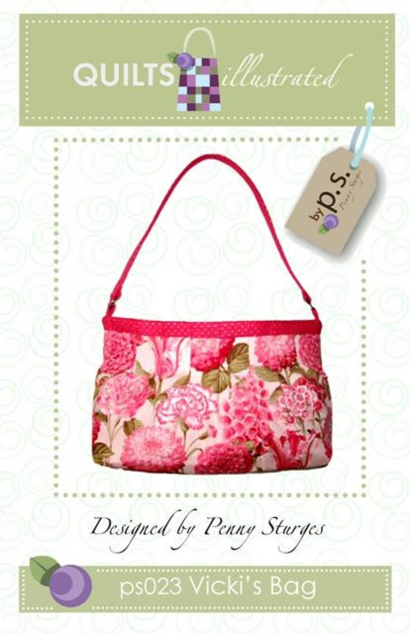 ps023 Vicki's Bag Pattern
