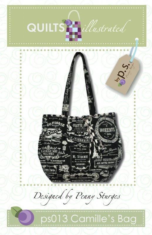 ps013 Camilles Bag Pattern