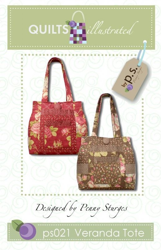 ps021 Veranda Tote Pattern
