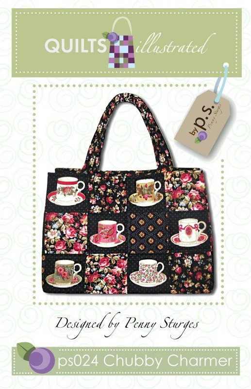 ps024 Chubby Charmer Tote Pattern