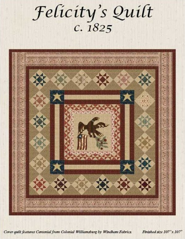 Felicity's Quilt c.1825