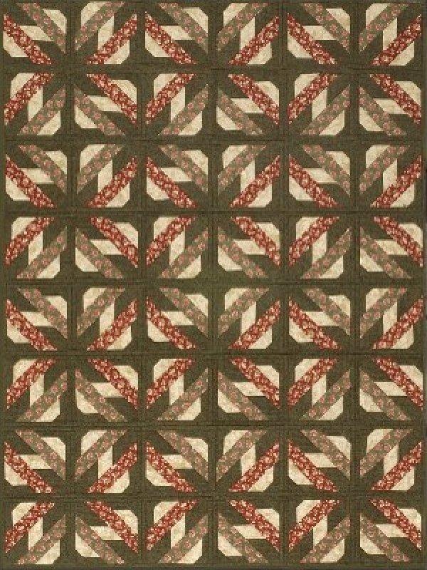 Presto Pinwheels Quilt