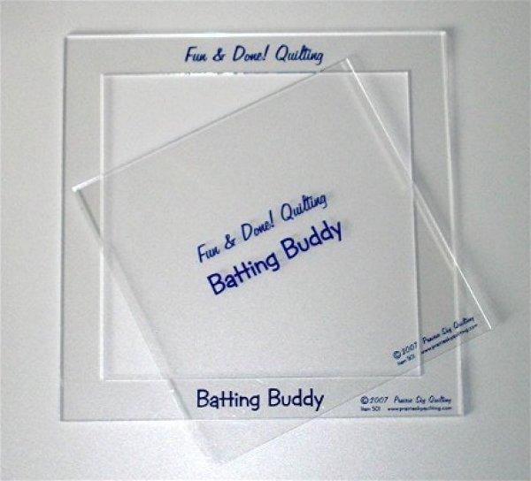Batting Buddy Template
