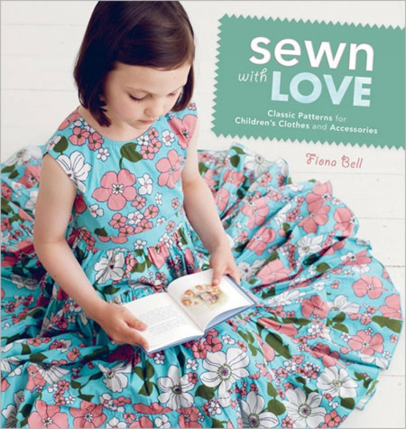 Sewn with Love-Fiona Bell