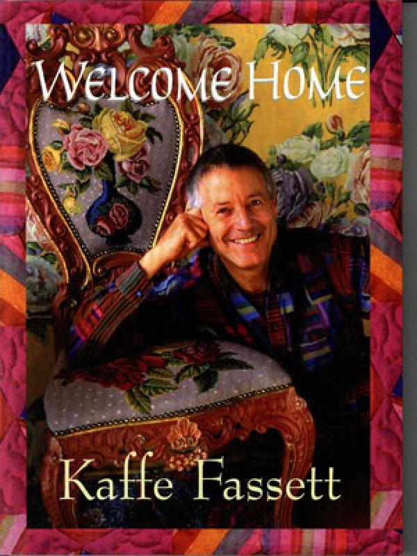 Kaffe Fassett-Welcome Home
