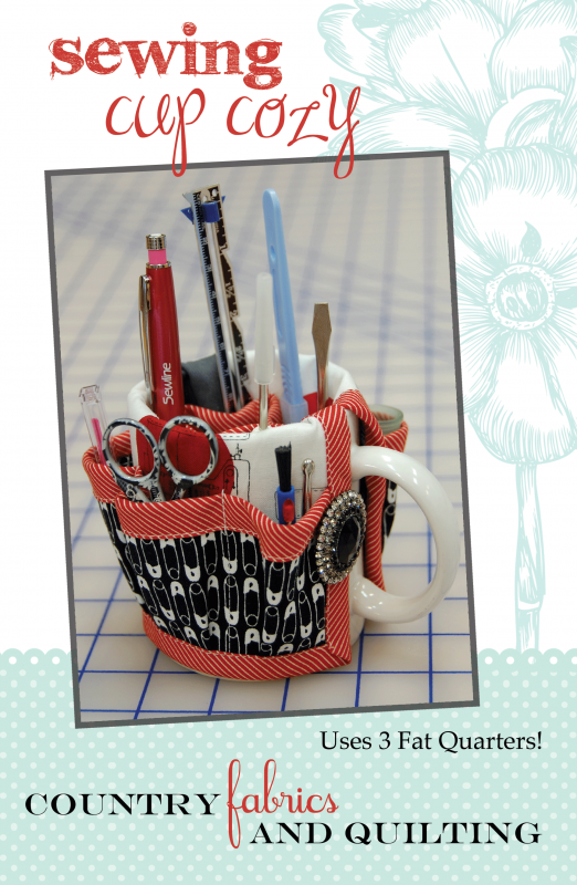 Sewing Cup Cozy