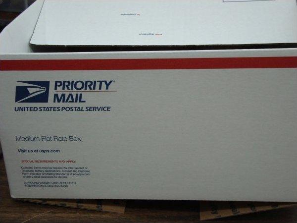 Flat Rate Shipping Medium Box
