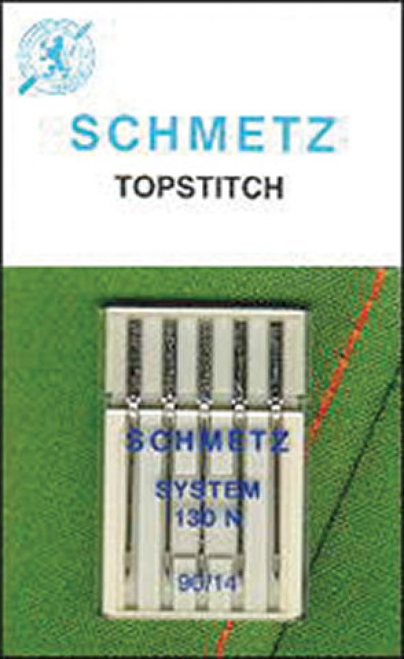 Schmetz Topstitch Needles Art. 1793 size 14/90