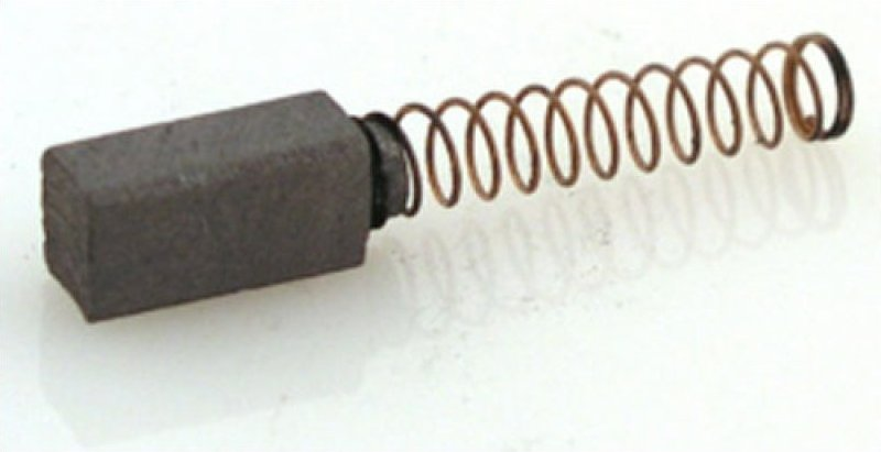 Carbon Motor Brush for Singer 221 Featherweight with spring
