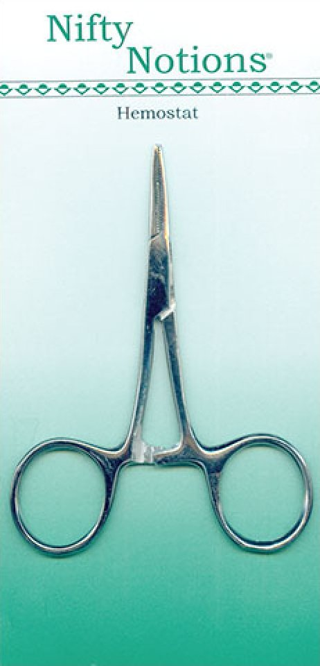 Hemostat 3.5 inch Nifty Notions