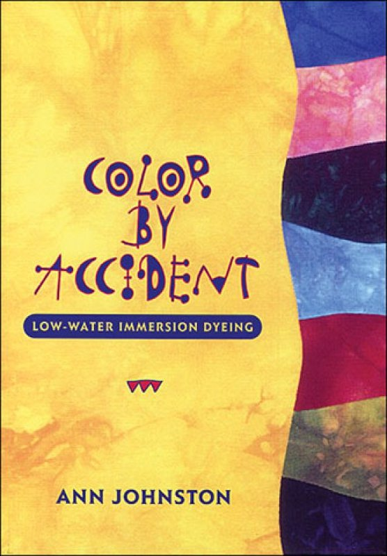 Color by Accident by Ann Johnston *new stock just arrived*
