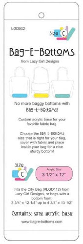 Bag-E-Bottoms Size C